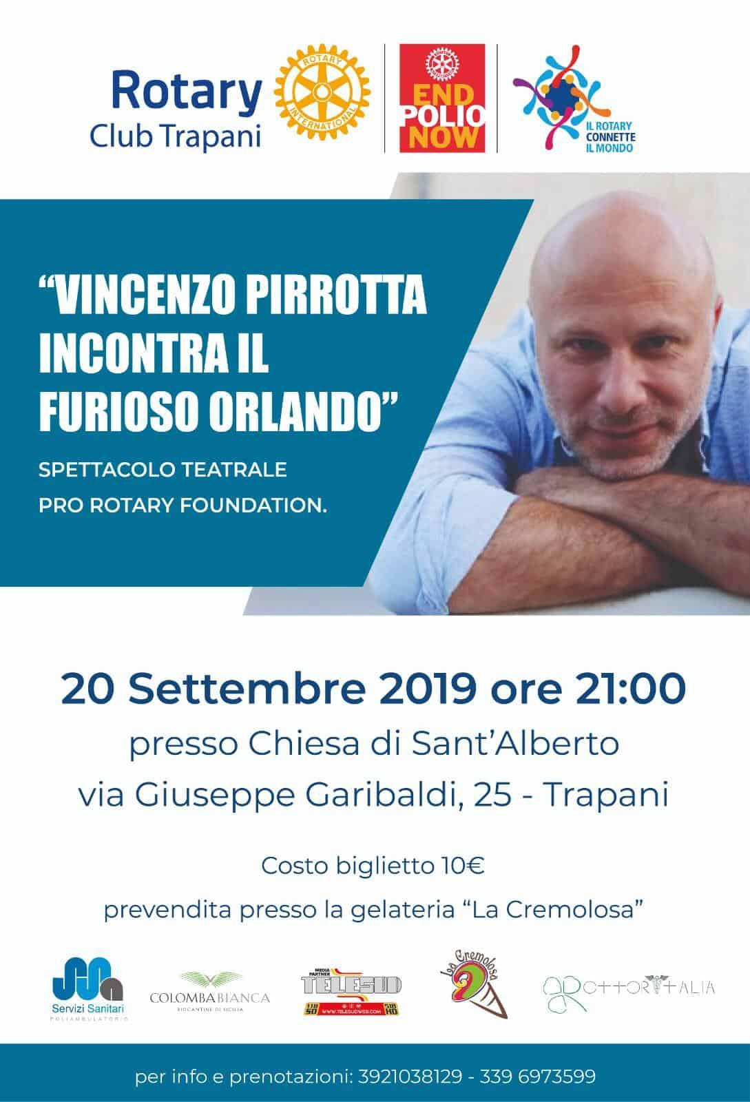 Vincenzo Pirrotta Incontra Il Furioso Orlando