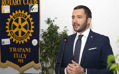 """TP24 – Trapani, Livio Marrocco: """"Tante iniziative Rotary Club a servizio della propria comunità"""""""