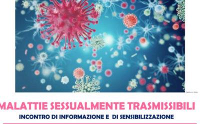 """Incontro di informazione e di sensibilizzazione – """"Malattie Sessualmente Trasmissibili"""""""