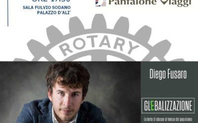 """Presentazione Libro – """"Glebalizzazione – La Lotta di classe al tempo del populismo di Diego Fusaro"""""""