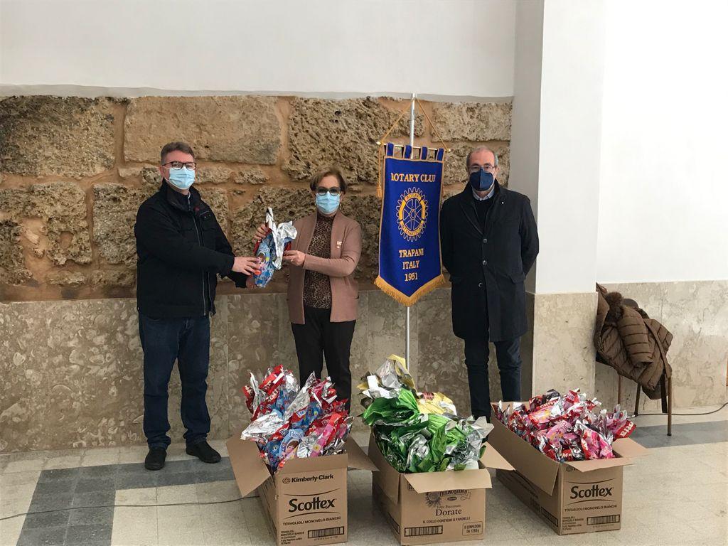 """Pasqua 2021 – """"Donazione Uova di Cioccolato"""""""